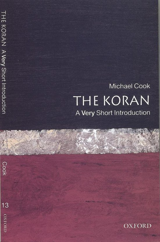 The Koran A Very Short Introduction Ebook