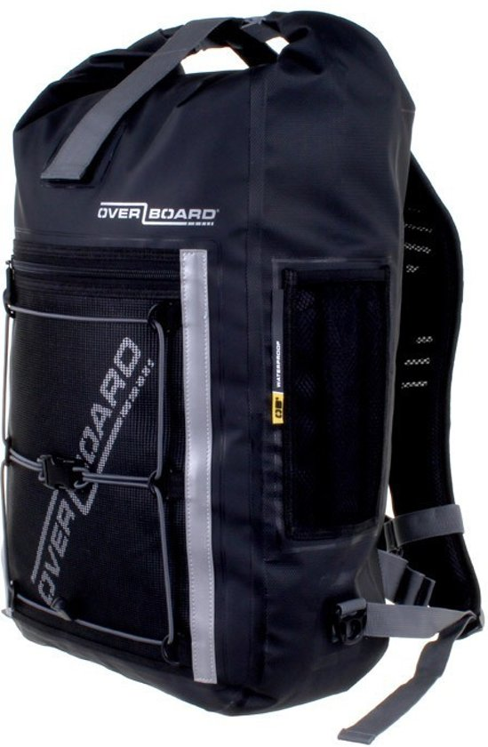 Overboard 30L Pro-Sports Backpack Zwart in Zuidvelde