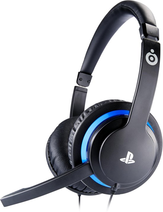 official licensed playstation 4 wired stereo gaming headset ps4 ps vita big ben g. Black Bedroom Furniture Sets. Home Design Ideas