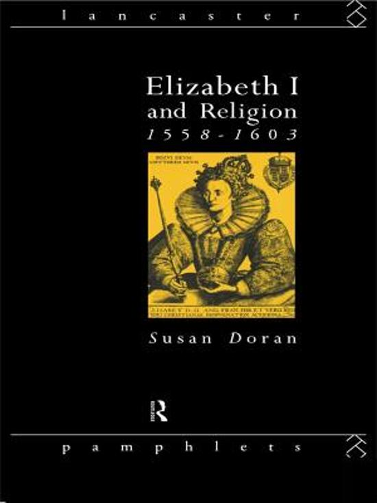 elizabeth s religious settlement of 1558 Queen elizabeth i inherited a nation suffering from religious flux between protestantism  queen elizabeth was in attendance for the opening speech which was.