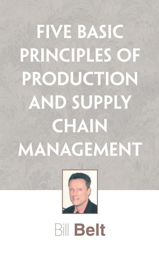 production and supply chain management pdf