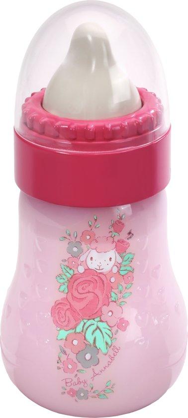 Baby Annabell Magisch Flesje in Haaren