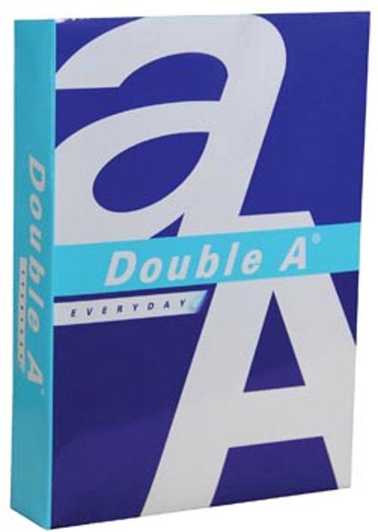 Double A Everyday printpapier formaat A4 70 g pak van 500 vel