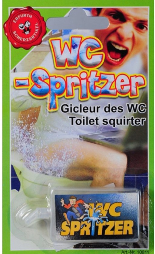 WC Spuiter in Haarle
