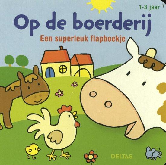 Bol Com Op De Boerderij Anita Engelen 9789044733754