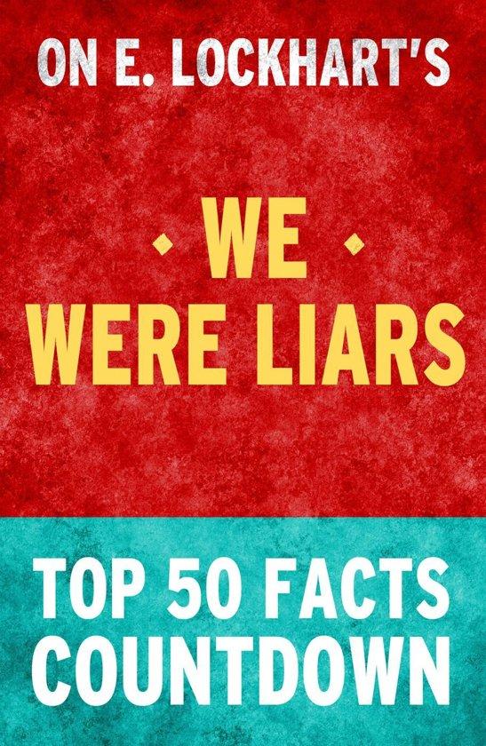 Bol com we were liars top 50 facts countdown ebook adobe epub