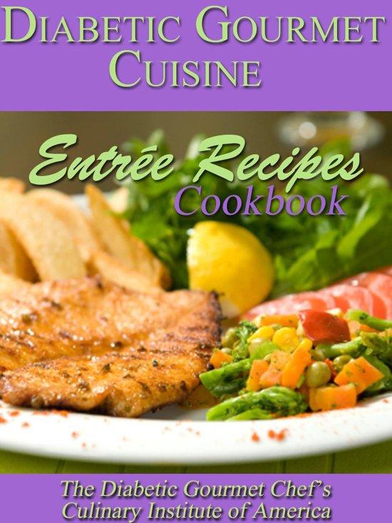 bol.com   Diabetic Gourmet Cuisine Entrée Recipes Cookbook ...