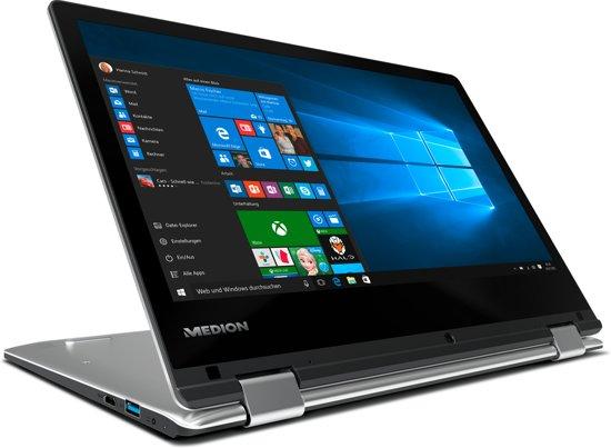 MEDION Akoya E2215T - Hybride Laptop
