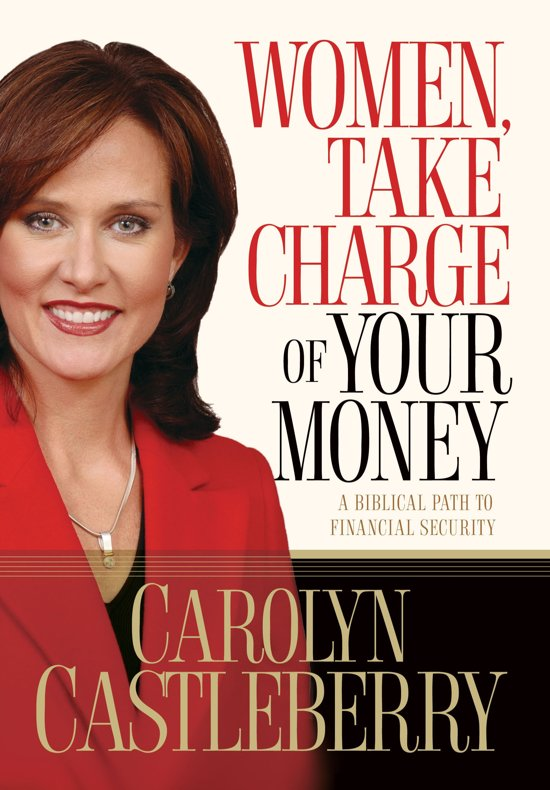 Bol com women take charge of your money carolyn castleberry