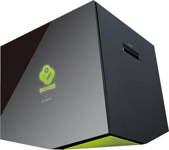 D-Link Boxee Box Wireless N Hd Media Speler - 1080p