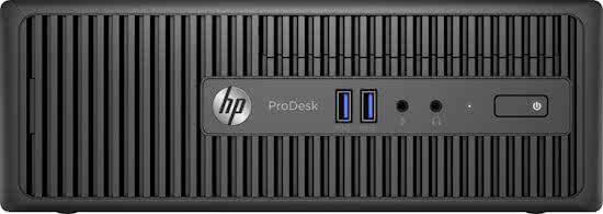 HP ProDesk 400 G3 SFF - Desktop