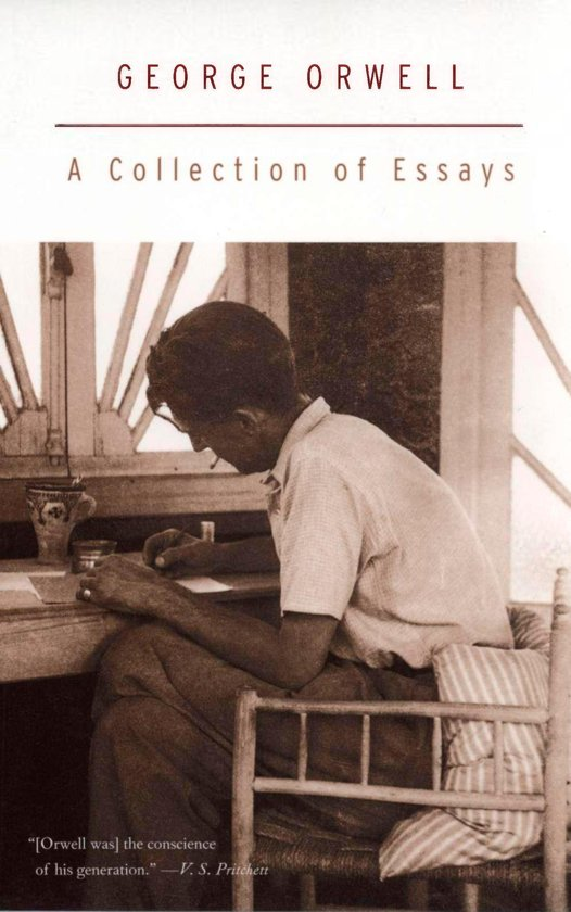 george orwell collection of essays