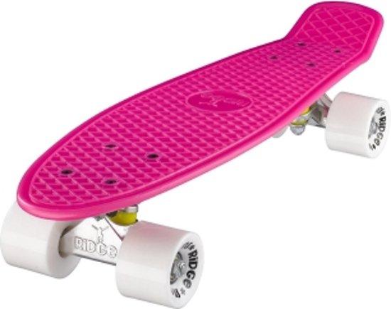 Penny Skateboard Ridge Retro Skateboard Pink/White in Maldegem