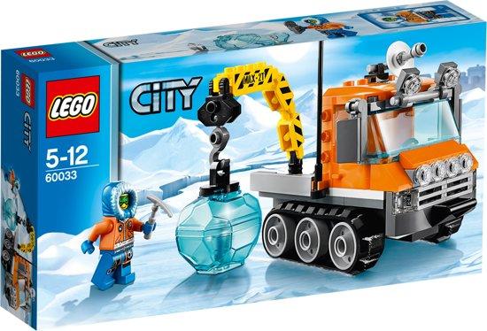 LEGO City Arctic IJscrawler - 60033 in Nieuw-Buinen