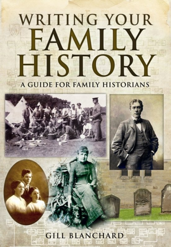 Family History Book Templates