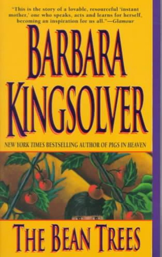 barbara bean by kingsolver thesis tree Our reading guide for the bean trees by barbara kingsolver includes a book  club discussion guide, book review, plot summary-synopsis and author bio.