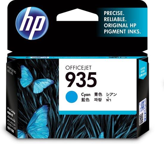 HP 935 - Inktcartridge / Cyaan (C2P20AE)