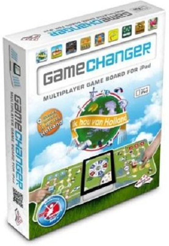 GameChanger - Multiplayer game board voor iPad