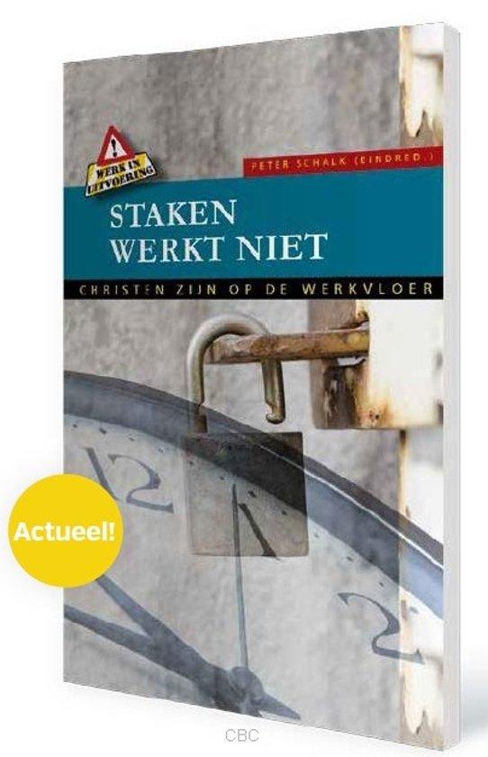bol.com | Staken werkt niet | 9789088971075 | Boeken