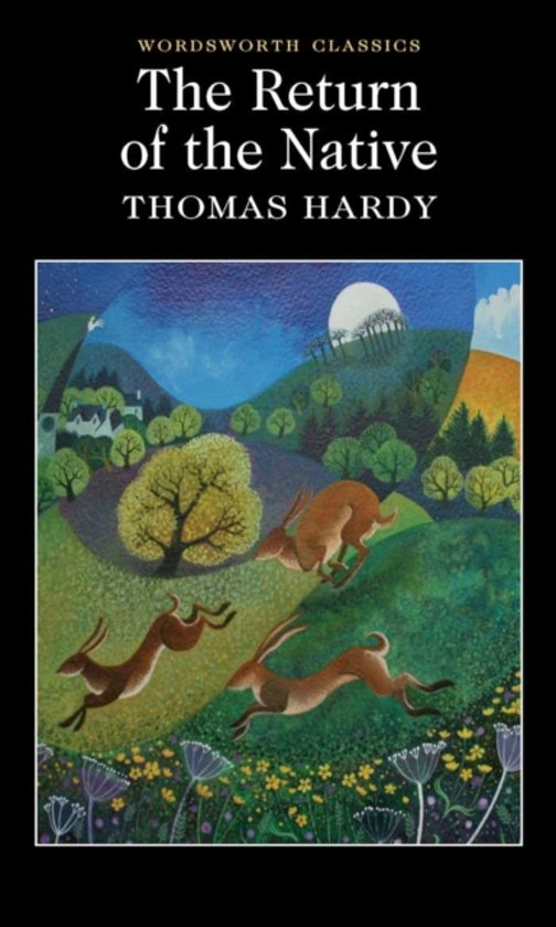 a review of thomas hardys the return of the native essay Review: jude the obscure by thomas hardy  modern man's journey out of africa the reef the return of the native.