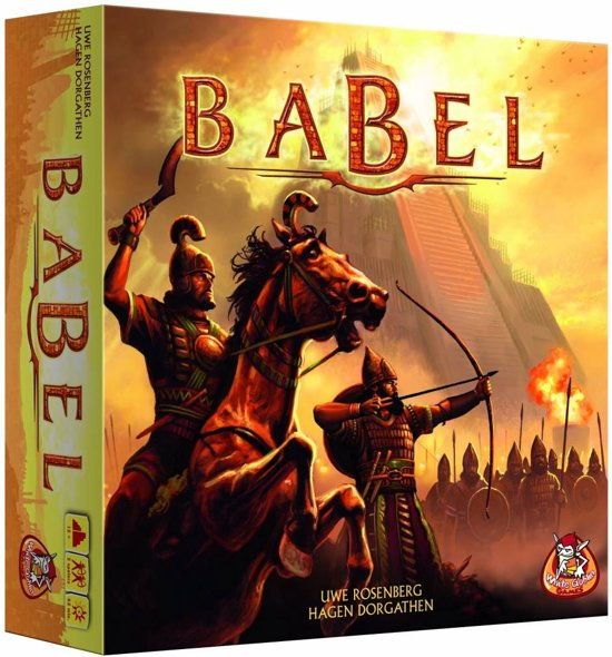 Babel - 2 Persoonsspel in De Steegh