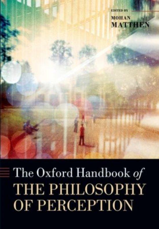 Perception the philosophy of man