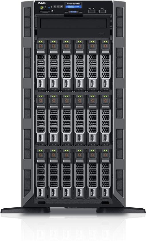 DELL PowerEdge T630 2.1GHz E5-2620V4 750W Toren (5U)