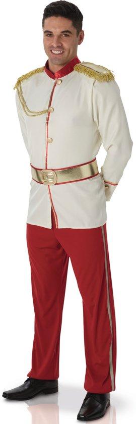 Prince Charming kostuum voor volwassenen - Verkleedkleding - M/L in Stroobos / Strobos