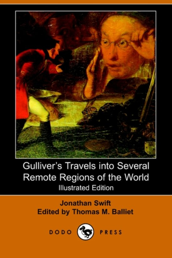 a review of jonathan swifts satirical commentary gullivers travels Different forms of satire in jonathan swift's gulliver's travels  an analysis of  gulliver's travels when i first started reading the book i thought its only purpose  was to  but in actuality it's a satirical commentary on society in johnathan swift.
