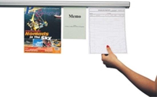 Jalema presentatiesysteem Grip-a-Strip lengte: 120 cm in Mainvault