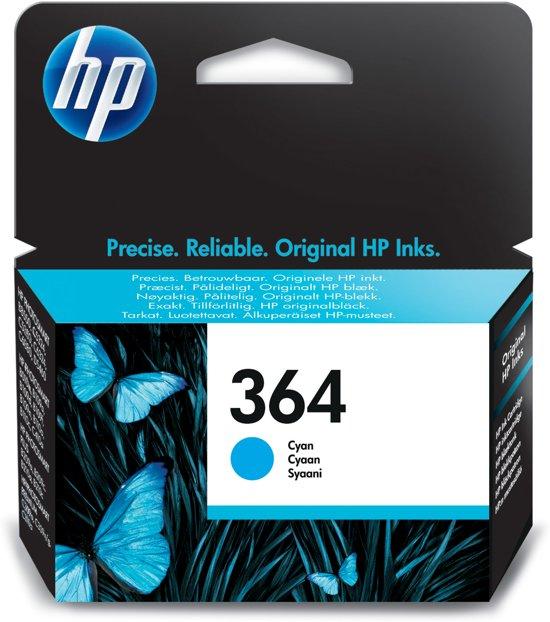 HP 364 - Inktcartridge / Cyaan (CB318EE)