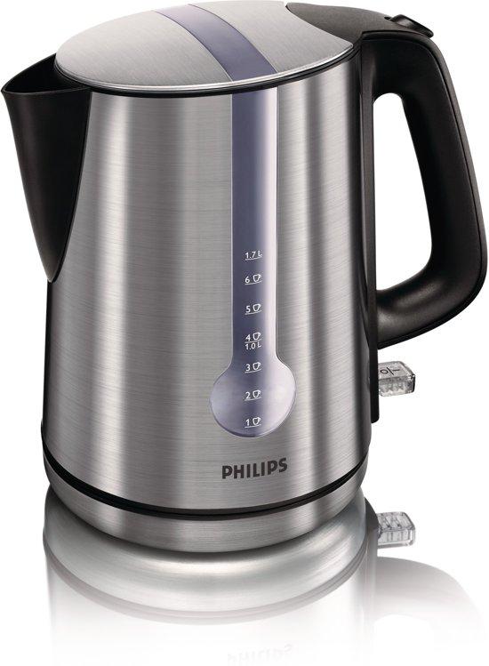 Philips HD4670/20 - Waterkoker - Zilver/zwart