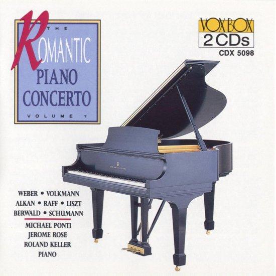 Various - Romantische Klaviermusik