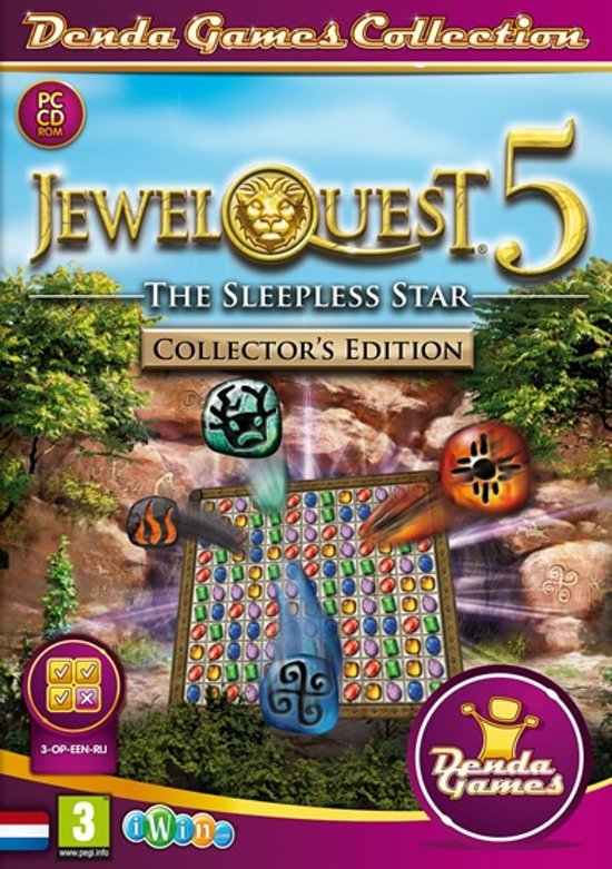 Jewel Quest 5: The Sleepless Star - Collector's Edition
