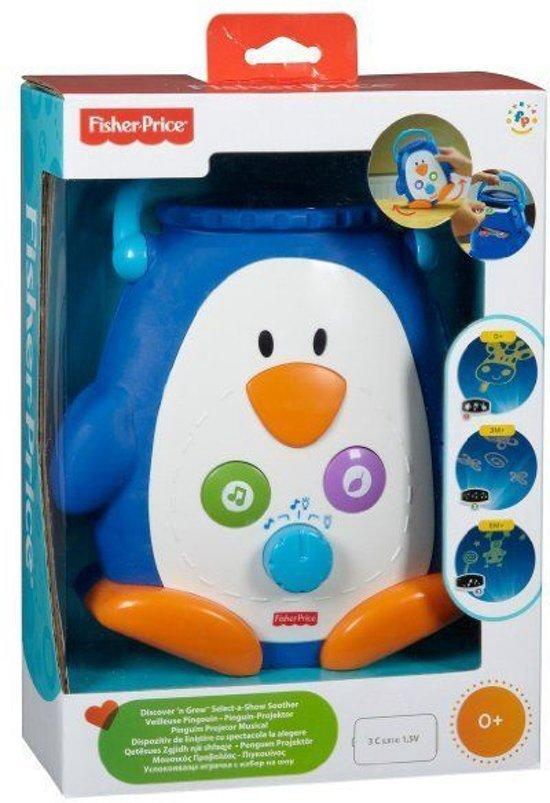 Fisher-Price Pinguin Projector in Benningbroek