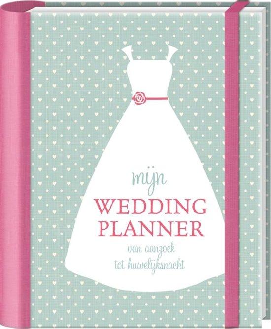 bol.com | Mijn weddingplanner, Ghislaine van Delden