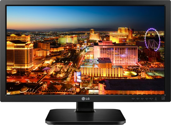 LG 22MB37PU-B - Full HD Monitor
