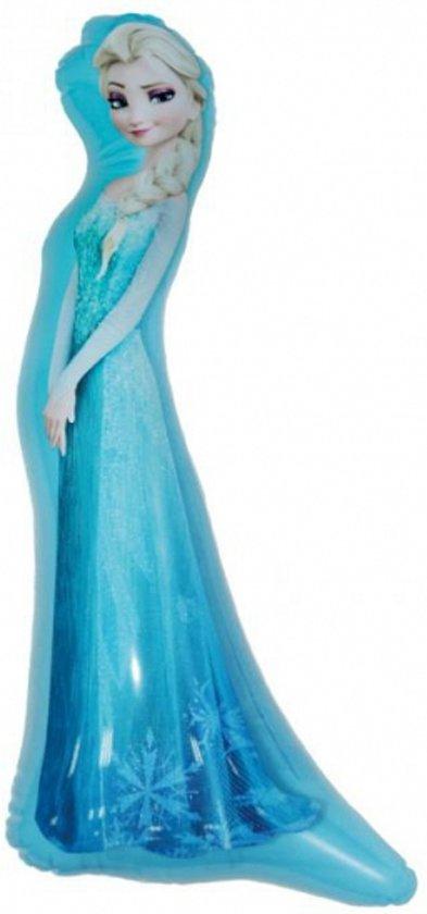 Opblaasbare Frozen Elsa 55 cm in Calonne