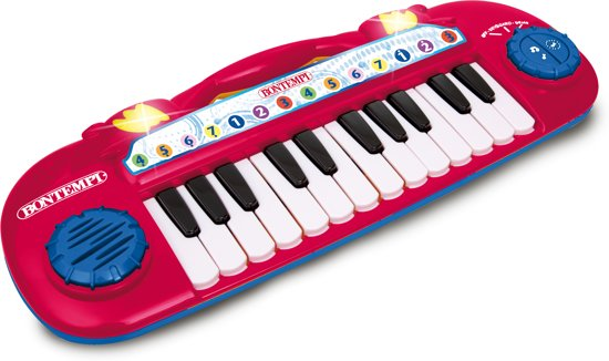 Bontempi Elektrisch Keyboard 24 Keys in Zoeke