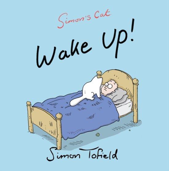Simons Cat - Wake Up!