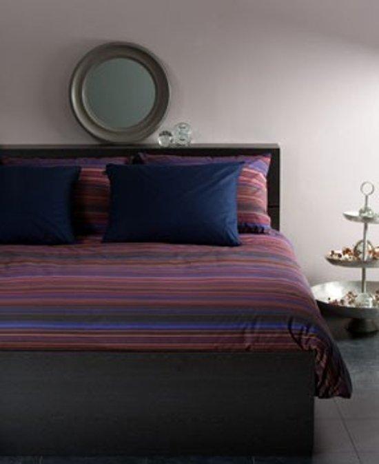 damai flanellen dekbedovertrek padua bordeaux 240x200 220. Black Bedroom Furniture Sets. Home Design Ideas