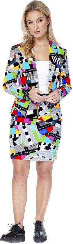 OppoSuits Miss Testival - Kostuum - Maat 36 in Noorden