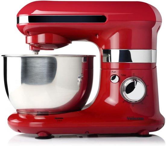 Tristar mx 4170 keukenmachine rood - Batidora amasadora silvercrest ...