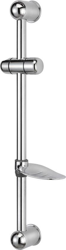 Kleine Wolke - Douchegordijn Noa wit 180x200cm in Annen