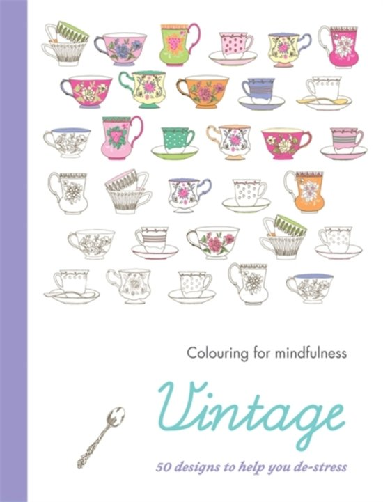 Vintage 50 designs to help you de stress for Garden 50 designs to help you destress