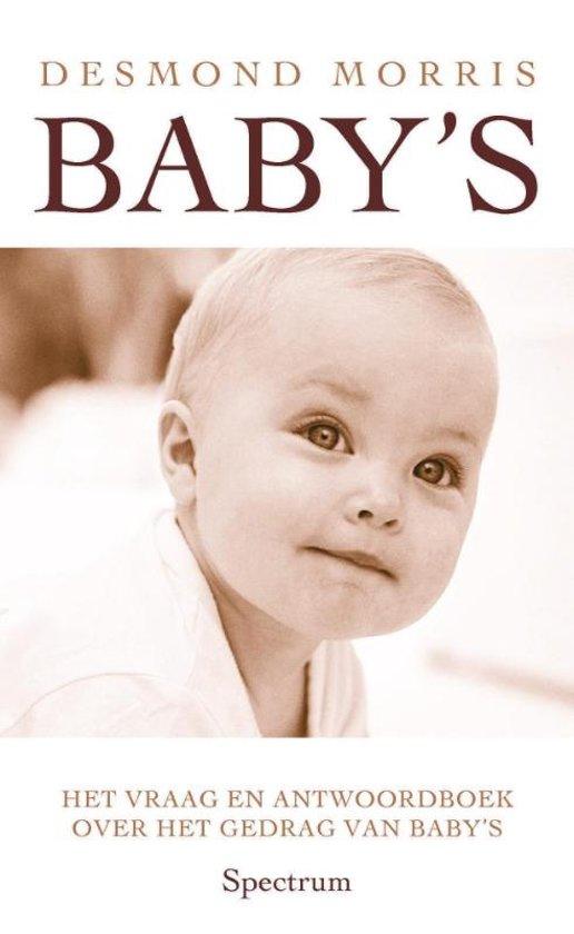 bol.com : Babyu0026#39;s, Dale Morris : 9789000342587 : Boeken
