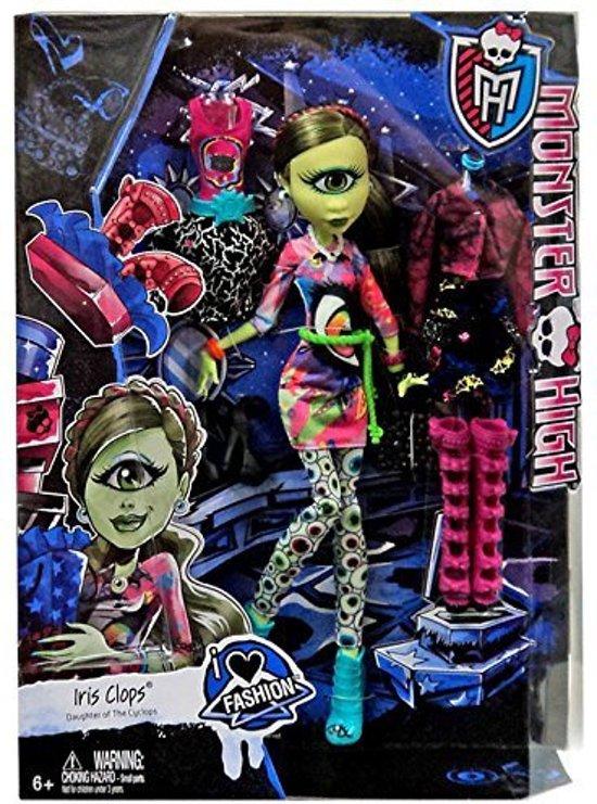 Monster High pop