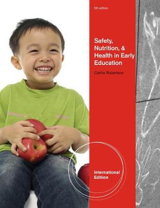 health safety and nutrition in early Health, safety and nutrition in early childhood education are of utmost importance when it comes to operating a high quality child care center while health, safety and nutrition might seem like basic, everyday elements of a good daycare facility, these factors can often be overlooked or neglected.