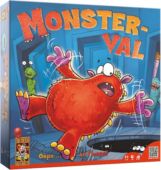 Monsterval - Bordspel