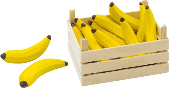 Uniek speelgoed vandaag speciale fruitkistje for Nep fruit waar te koop